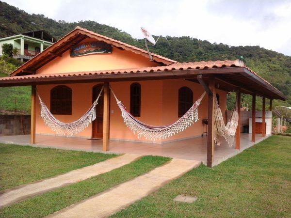 varanda linda casa no campo