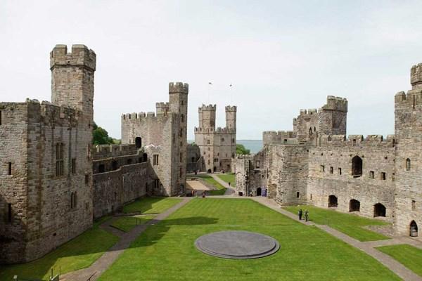 belo castelo medieval