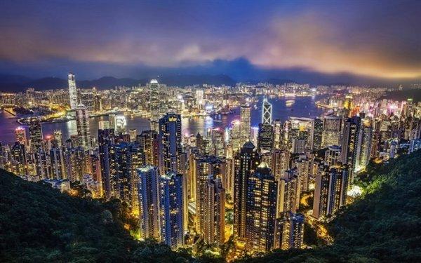 paisagem cidade grande e mistério