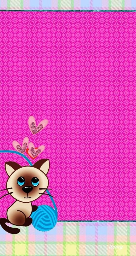 Papel de parede do gatinho