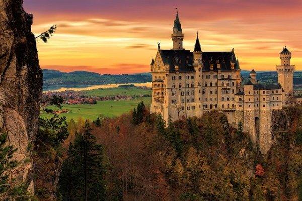 Imagens de castelos