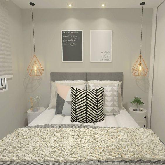 Decoração de quarto para casal