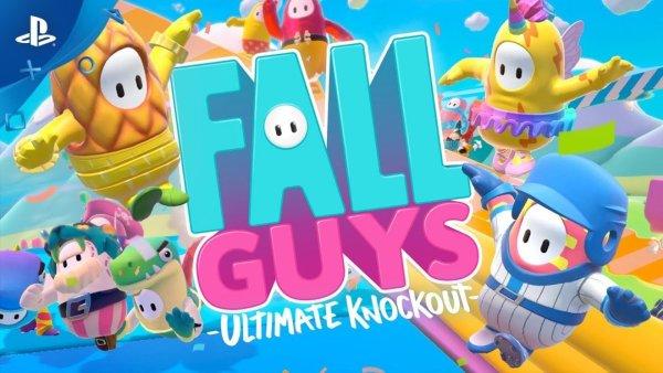 fall guys para android