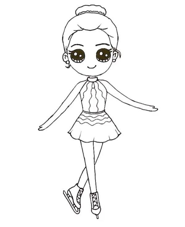 bailarina linda kawaii tumblr