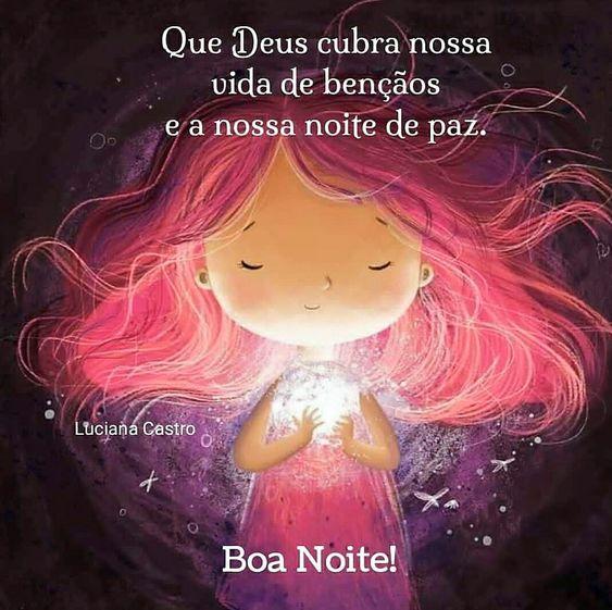 Boa noite de bênçãos