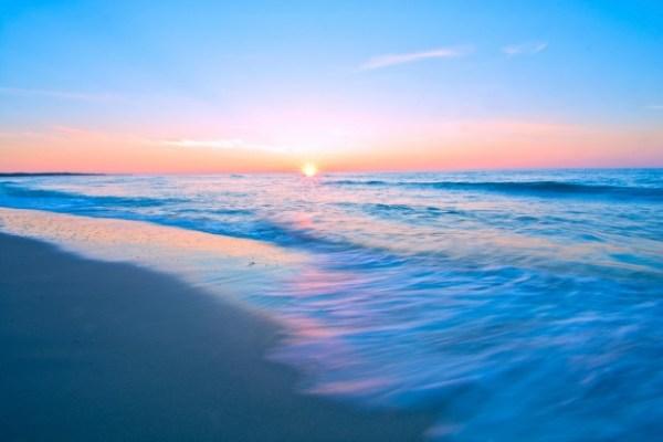 mar e uma linda paisagem