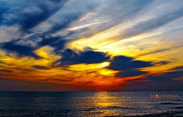 Paisagens do céu belíssimas.