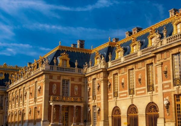palácio exuberante e belo