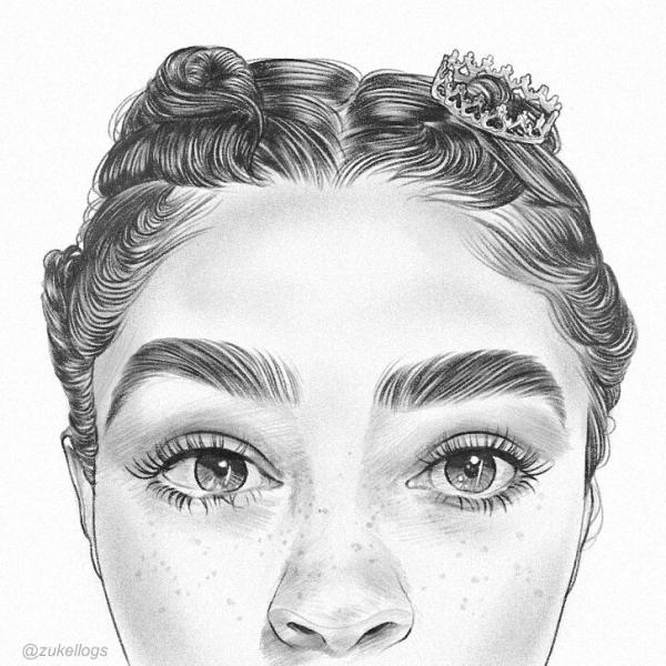 impressionante desenho realista