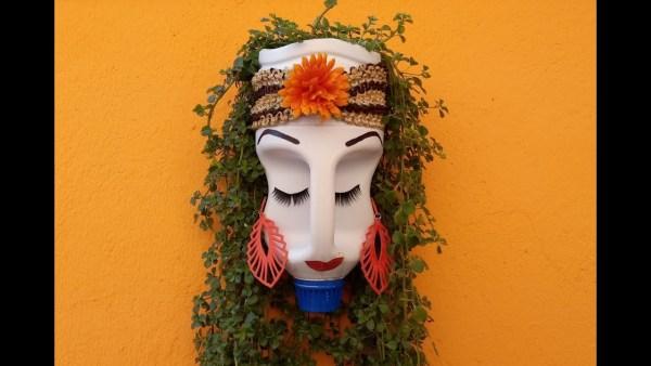 artesanato de jardim