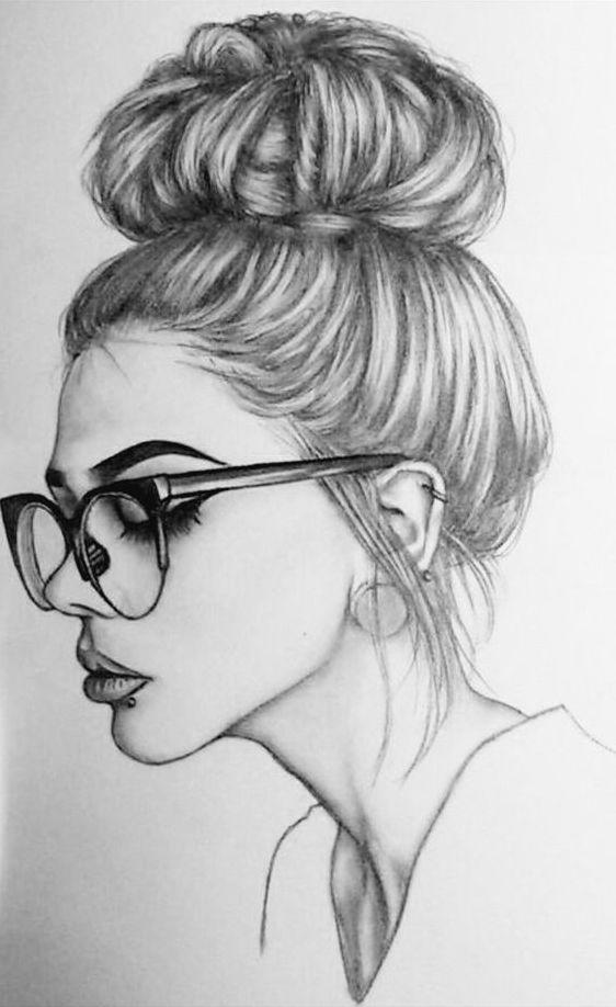 desenho realista tumblr