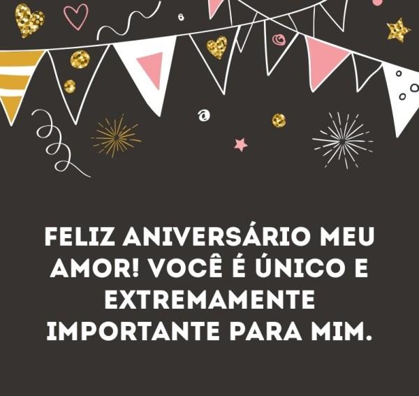 viva Feliz aniversário meu amor.
