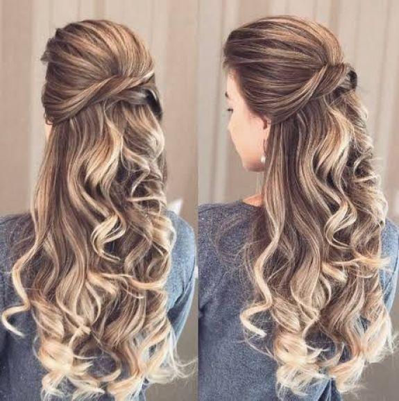 Imagens de penteados