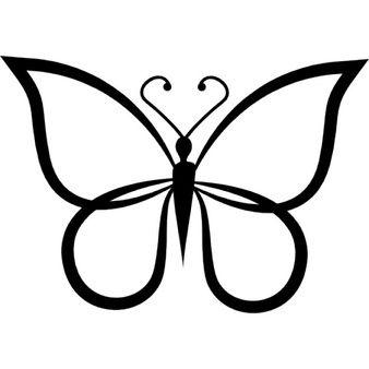 Desenhos de borboletas