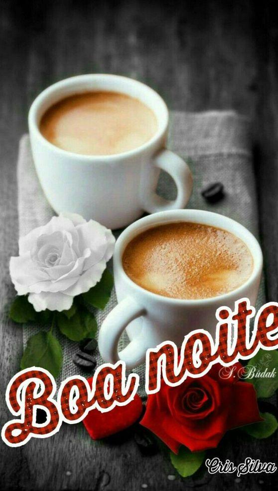 boa noite com café com leite
