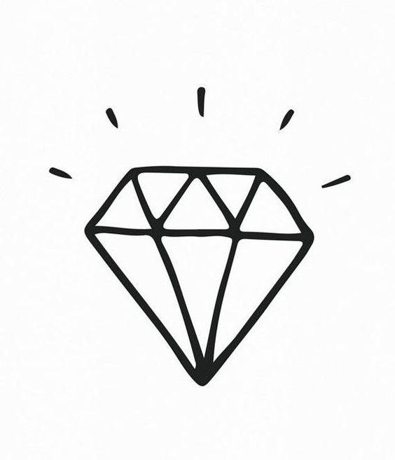 Desenhos fofo e simples da tumblr