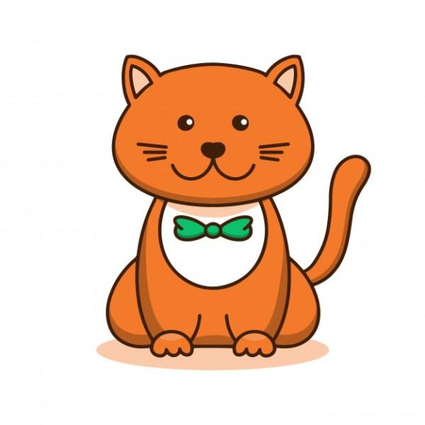 Imagem de gatinho fofo