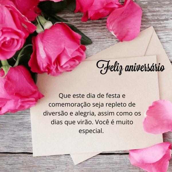 Imagens com flores de mensagens de parabéns