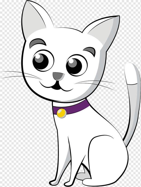 Gatinhos para para desenhar