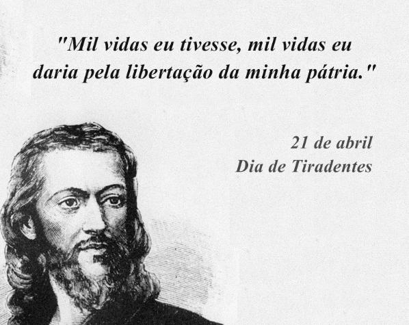 Frases TIradentes