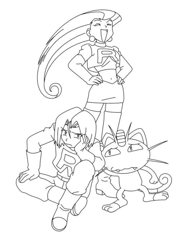 Pokémon e os maus