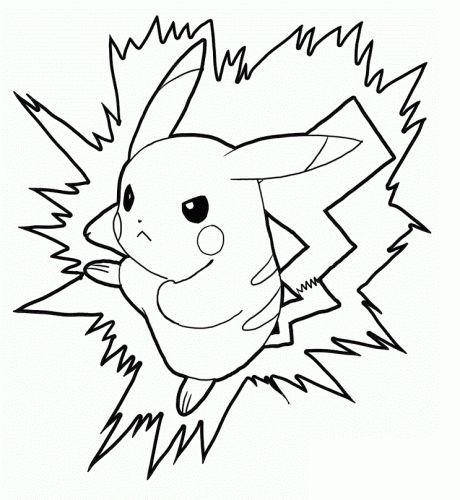 Pokémon super choque
