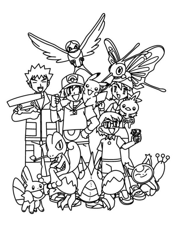 elenco top do Pokémon