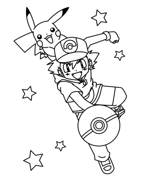 Pokémon e suas pokébola
