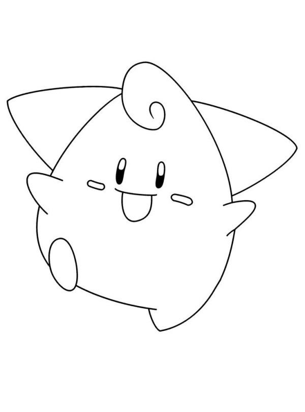 Pokémon para colorir e pintar