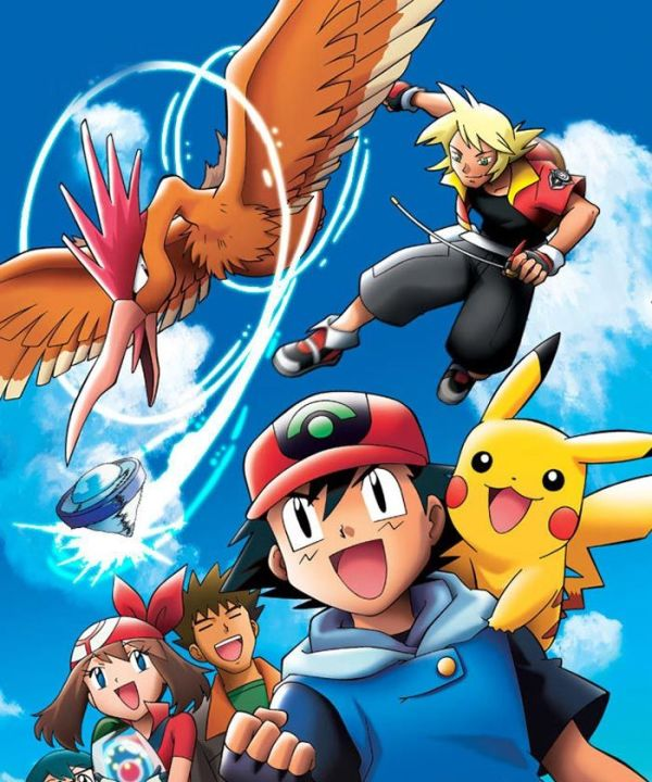turma do Pokémon