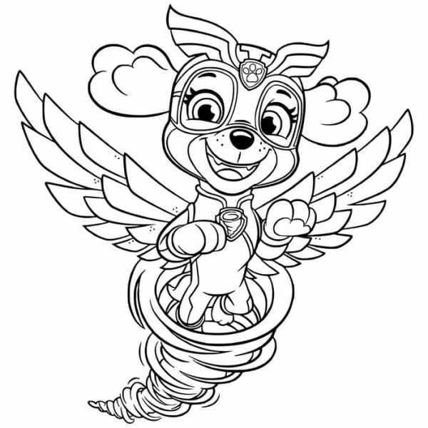 super skaey Desenhos da Patrulha Canina