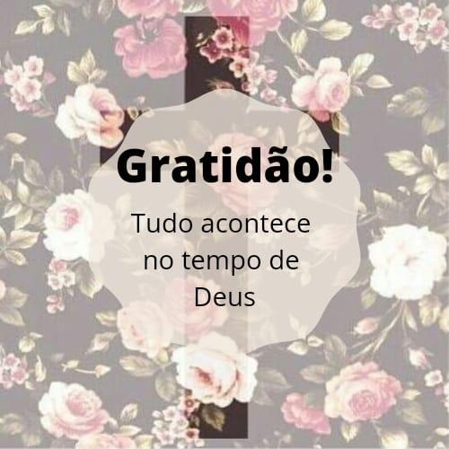 Frase linda para agradecer a Deus
