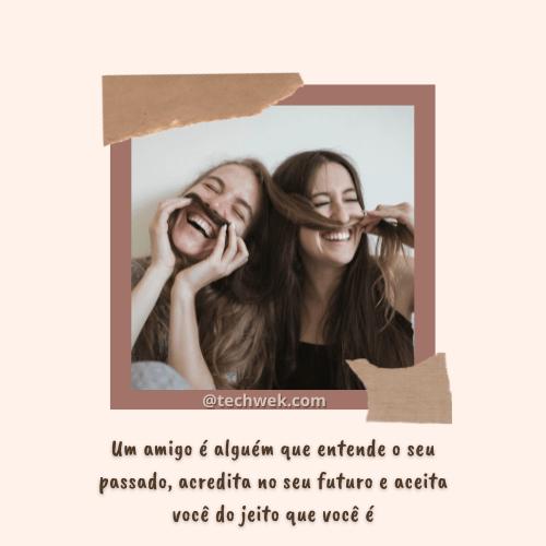 frases alegre para amizade