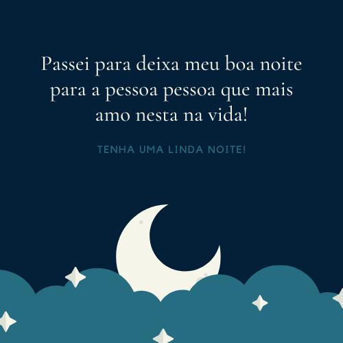 boa noite romântica com frases e imagens lindas que vão encantar a sua noite!