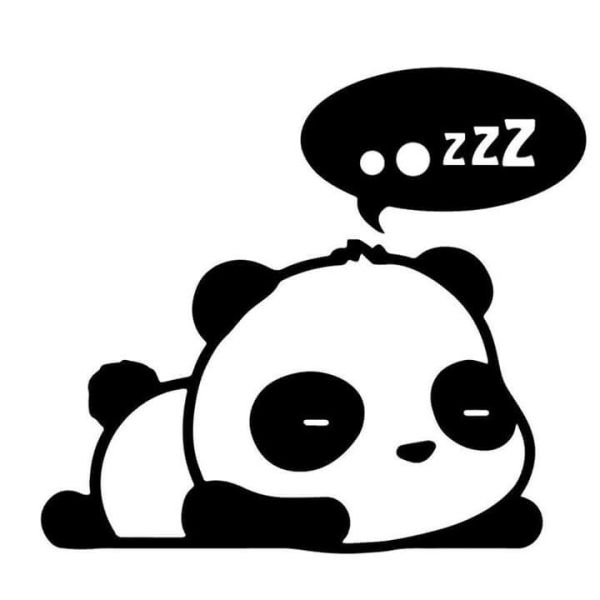 desenhos de panda fofinhos do kawaii