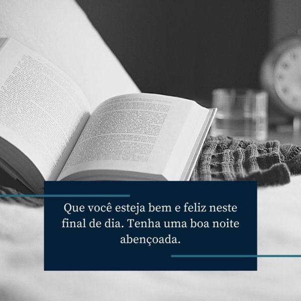 frases de boa noite e bons sonhos abençoados