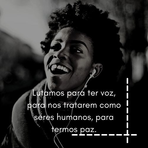 frases contra racismo humano