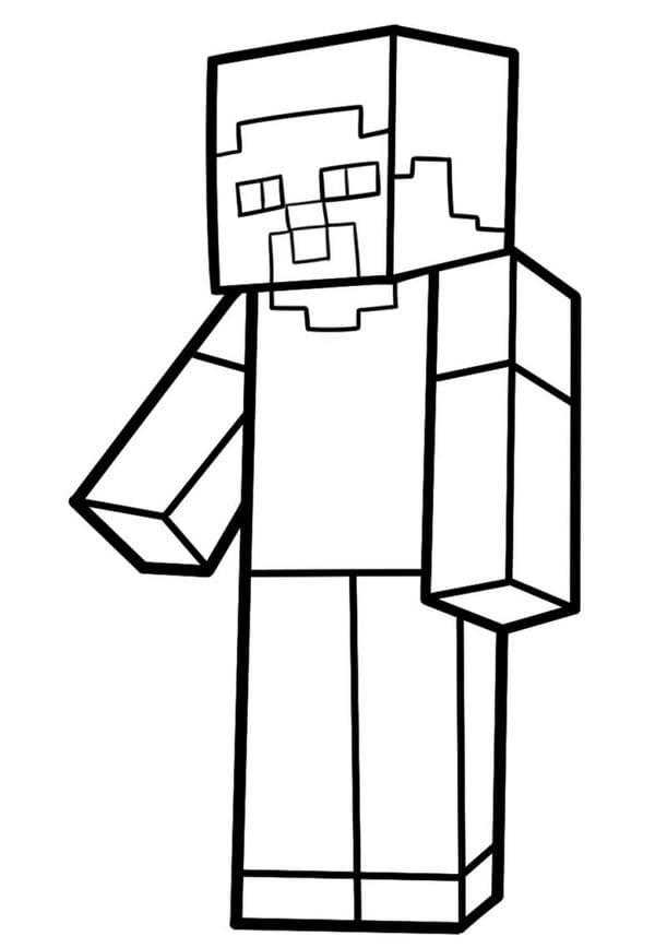 desenhos  Minecraft avatar