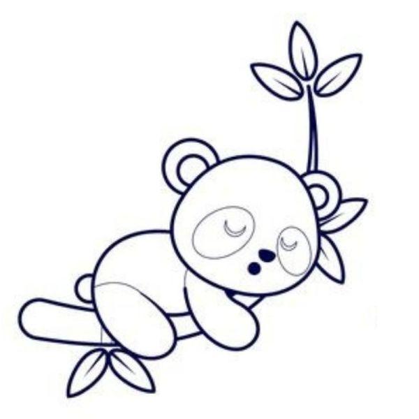 desenhos de baixar do urso panda