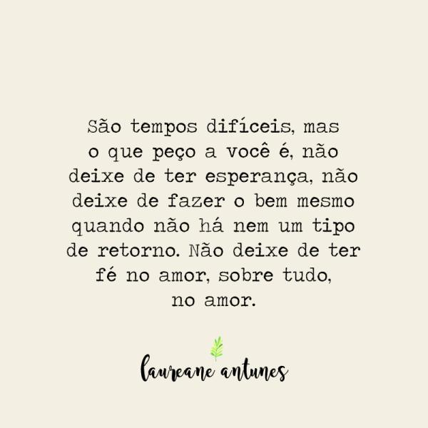 Frases de Esperança amorosa