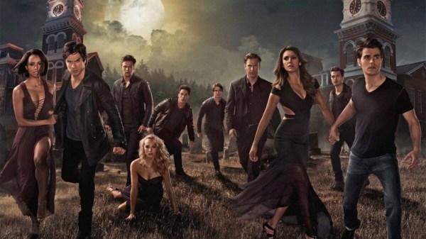 A série sobre vampiros mais famosa da atualidade