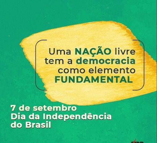 Imagens do dia da independência do Brasil