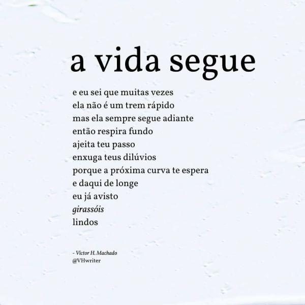 Poesias sobre a vida