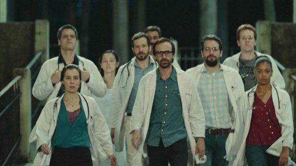 Drama médico brasileiro disponivel na Netflix