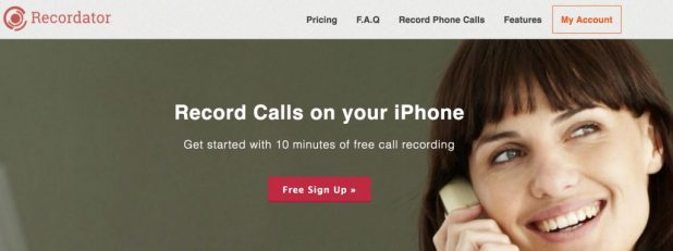 Record Calls on iPhone or Android