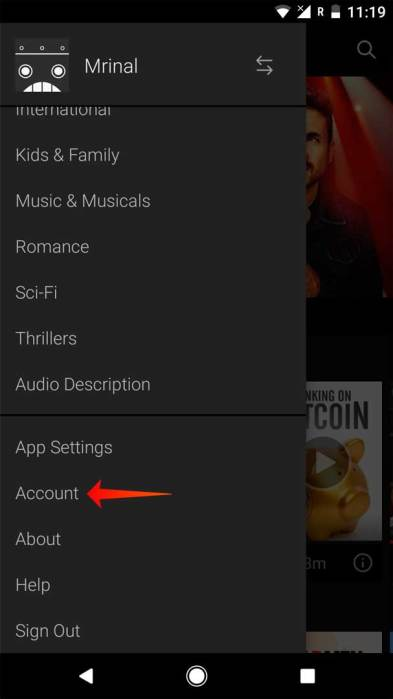 Remove Shows From Continue Watching on Netflix App1