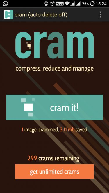 cram launch