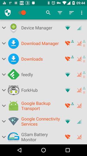 android firewall netgaurd