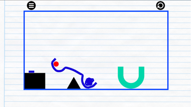 Android Drawing Games - Physics Drop