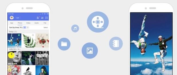 Zapya File transfer tool